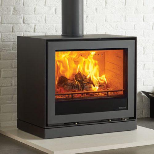 Freestanding-Elise-Steel-680-woodburning-MI