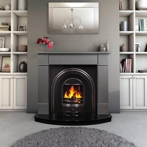 Micon Surround - The Naxos polished luna grey